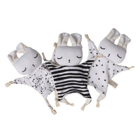 Organic Cotton Cuddle Bunny - Wee Gallery - Eko Kids