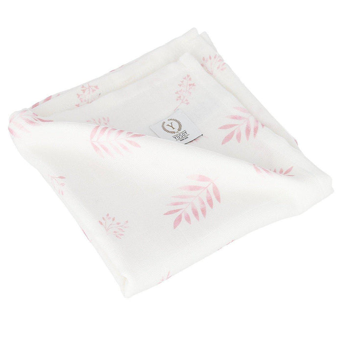 Organic Cotton Muslin Square (colours) - YOSOY - Eko Kids