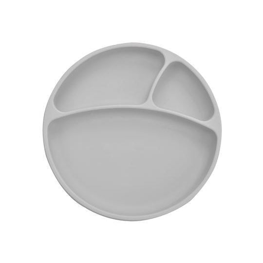 Portions - Silicone Divided Suction Baby Plate - Minikoioi - Eko Kids