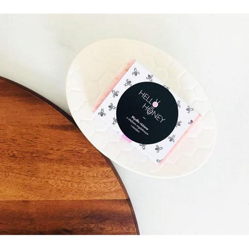 Rose Soap with Almond Oil and Honey 100g - Lullalove - Eko Kids