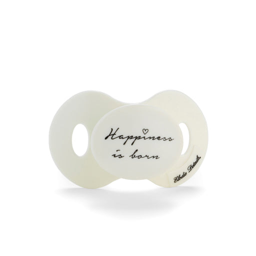 Silicone Orthodontic Pacifier - Happiness Is Born - 0+ months - Elodie Details - Eko Kids