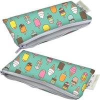 Snack Happens - Mini Reusable Snack and Everything Bag - Itzy Ritzy - Eko Kids