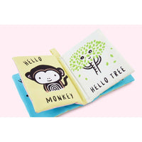 Soft Book With Mirrors - Wee Gallery - Eko Kids