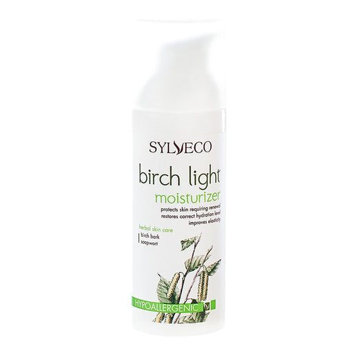 SYLVECO Birch Light Moisturizer 50 ml-Face Cream-Sylveco-Eko Kids