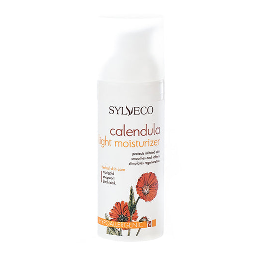 SYLVECO Calendula Light Moisturizer 50 ml-Face Cream-Sylveco-Eko Kids