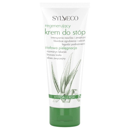 SYLVECO Regenerating Foot Cream 75 ml-Foot Cream-Sylveco-Eko Kids