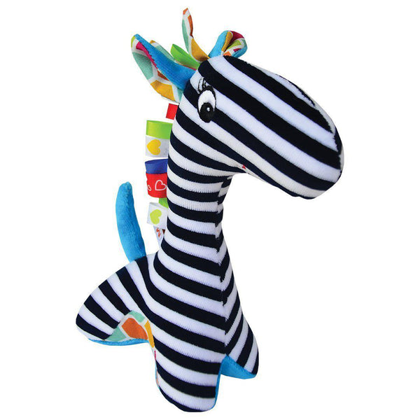 Timmy The Giraffe Black & White Rattle - Mom's Care - Eko Kids