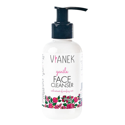 VIANEK Gentle Face Cleanser 150 ml-Cleanser-Vianek-Eko Kids