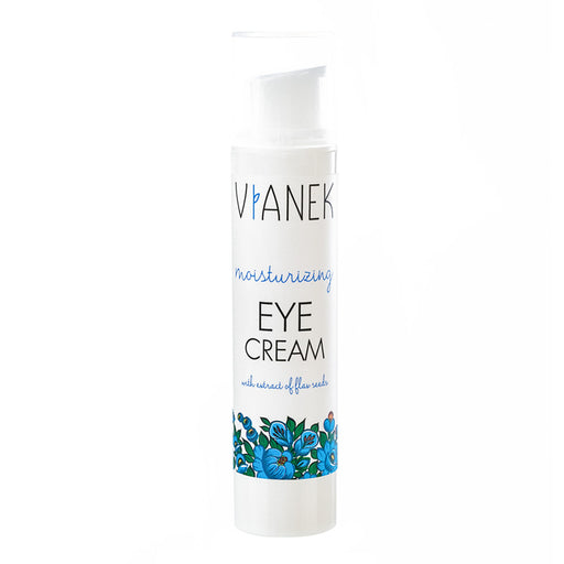 VIANEK Moisturizing Eye Cream 15 ml-Eye Cream-Vianek-Eko Kids