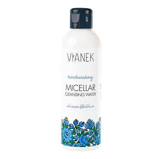 VIANEK Moisturizing Micellar Cleansing Water 200 ml-Makeup remover-Vianek-Eko Kids