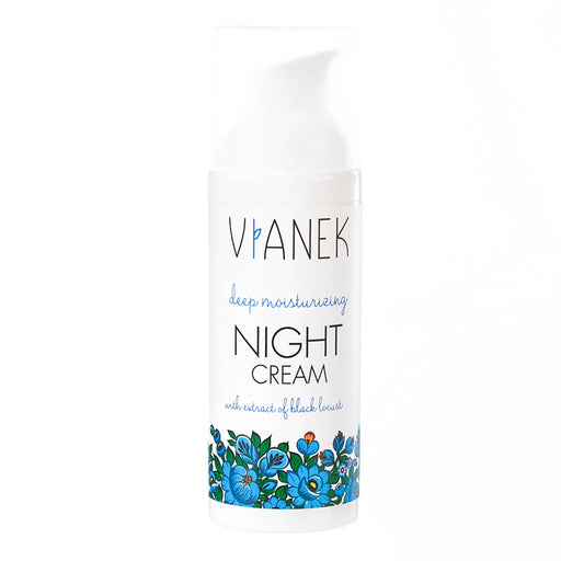 VIANEK Deep Moisturizing Night Cream 50 ml-Face Cream-Vianek-Eko Kids