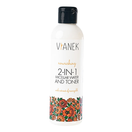 VIANEK Nourishing 2-in-1 Toner and Micellar Water 200 ml-Face Toner-Vianek-Eko Kids
