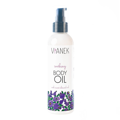 VIANEK Soothing Renewal Body Oil 200 ml-Body Oil-Vianek-Eko Kids