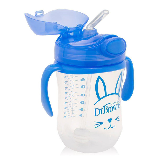 Weighted Straw Cup - Dr Brown's - Eko Kids