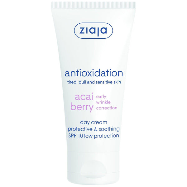 Ziaja Acai Berry Day Cream SPF10 50ml - Ziaja - Eko Kids