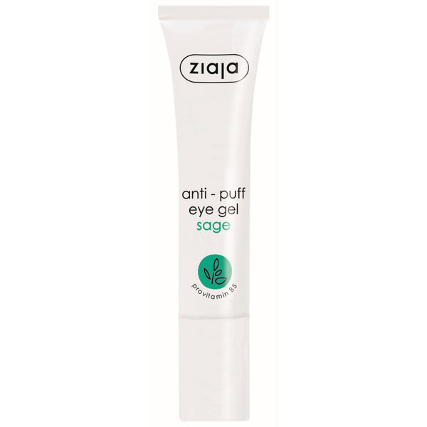 Ziaja Anti-Puff Eye Gel with Sage 15ml - Ziaja - Eko Kids