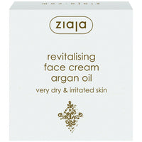 Ziaja Argan Oil Protective Face Cream 50ml - Ziaja - Eko Kids