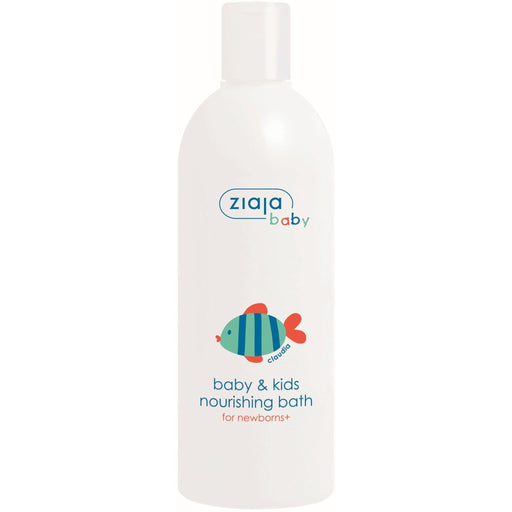 Ziaja Baby and Kids Nourishing Bath 370ml - Ziaja - Eko Kids