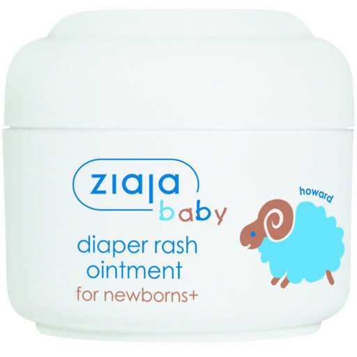 Ziaja Baby Nappy Rash Ointment 50ml - Ziaja - Eko Kids