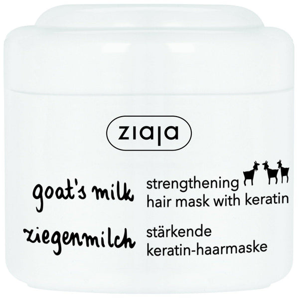 Ziaja Goat's Milk Hair Mask with Keratin 200ml - Ziaja - Eko Kids