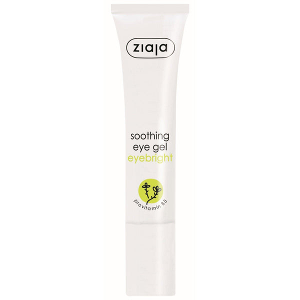 Ziaja Soothing Eye Gel with Eyebright 15ml - Ziaja - Eko Kids