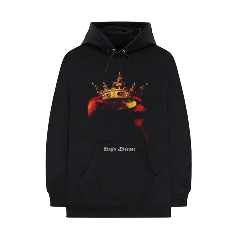 CROWN HOODIE + DIGITAL ALBUM