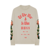 THE WAR IS WON CREAM LONGSLEEVE