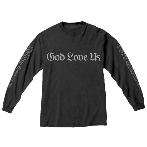 Nastradamus God Love Us L/S T-Shirt