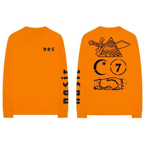 SYMBOLS L/S T-SHIRT + DIGITAL ALBUM