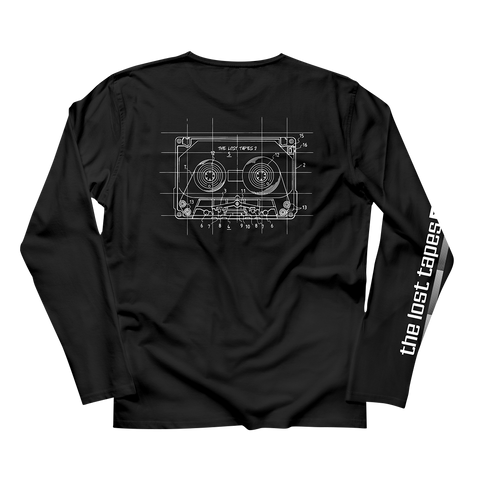 SCHEMATIC L/S T-SHIRT I
