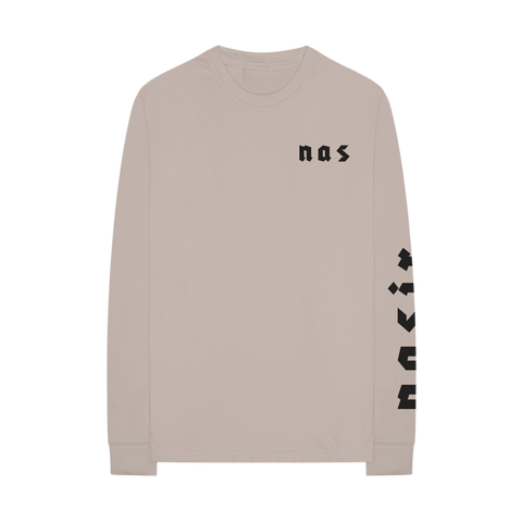 EYE L/S T-SHIRT + DIGITAL ALBUM