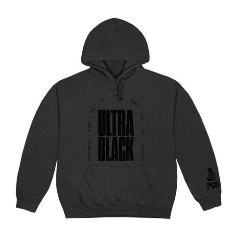 ULTRA BLACK HOODIE + DIGITAL ALBUM