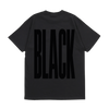 BLACK ULTRA BLACK T-SHIRT + DIGITAL ALBUM
