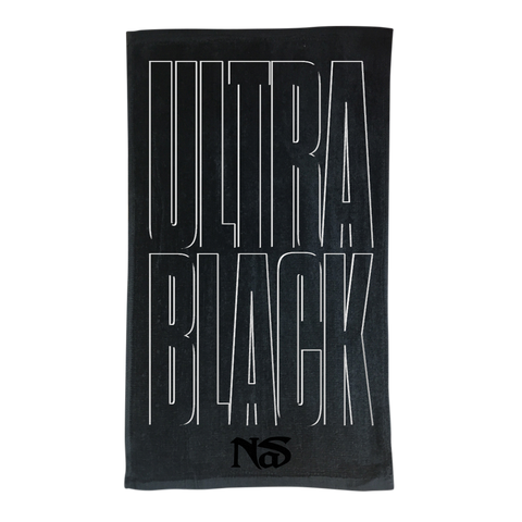 ULTRA BLACK TOWEL + DIGITAL ALBUM