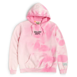 Sunfaded Gallery Dept. Centered Logo Hoodie