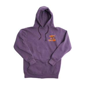 90's Deadstock French Logo Hoodie