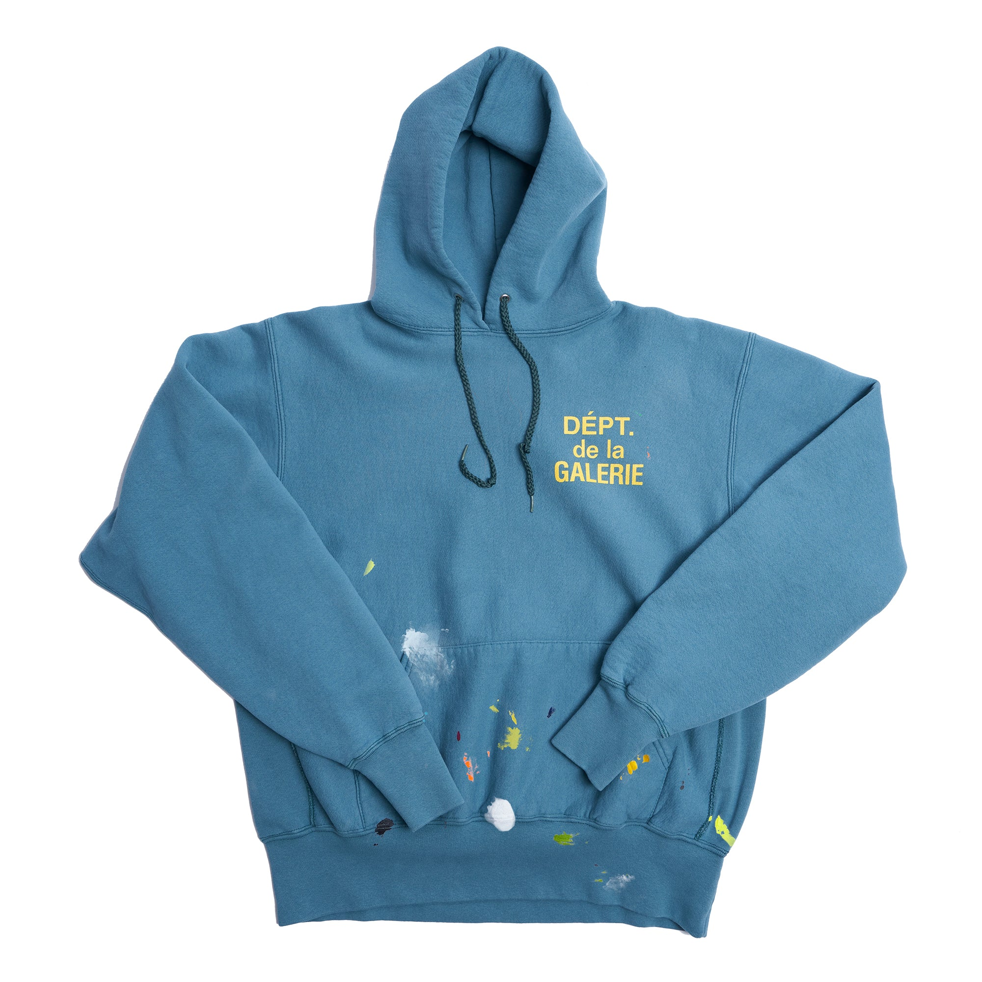 Gallery Dept. French Logo Hoodie - Limited Edition