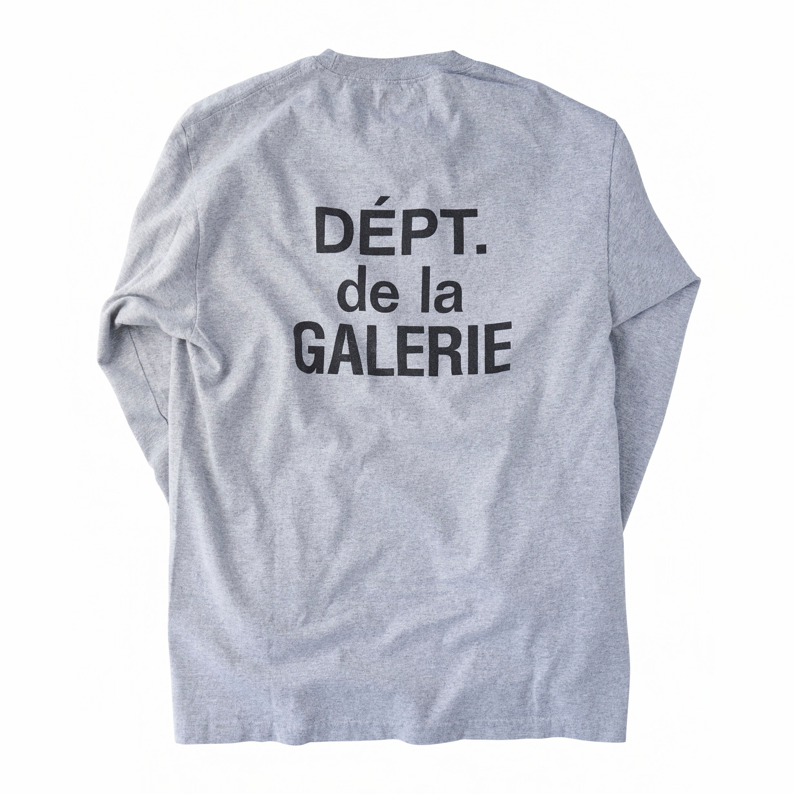 French Collector Long Sleeve Tee