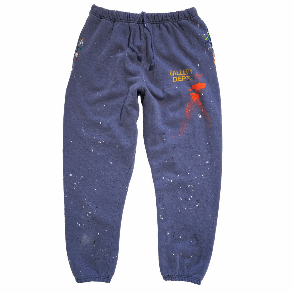 Gallery Dept. Hand Painted Logo Sweat Pant