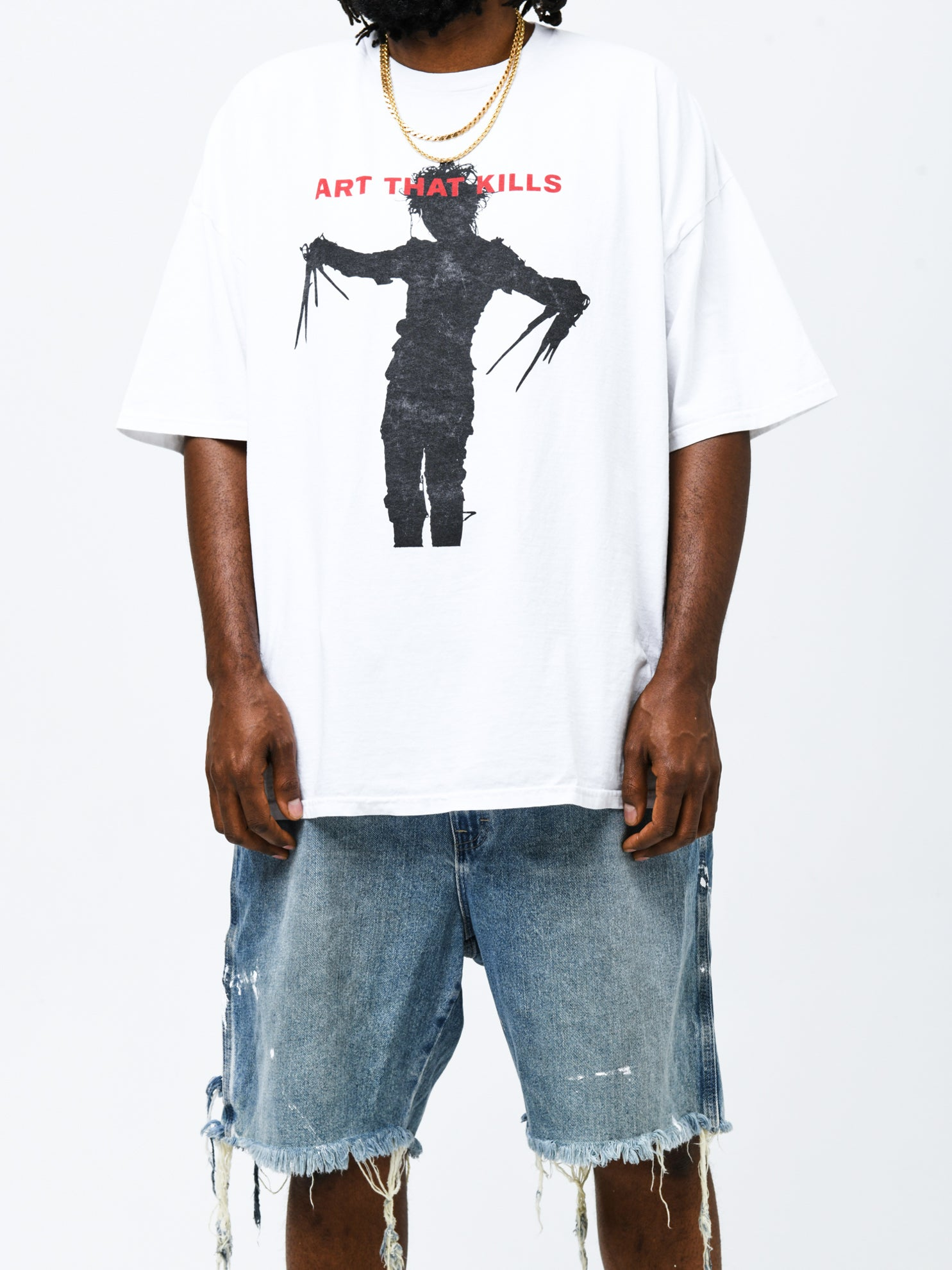 ART THAT KILLS Scissor Tee