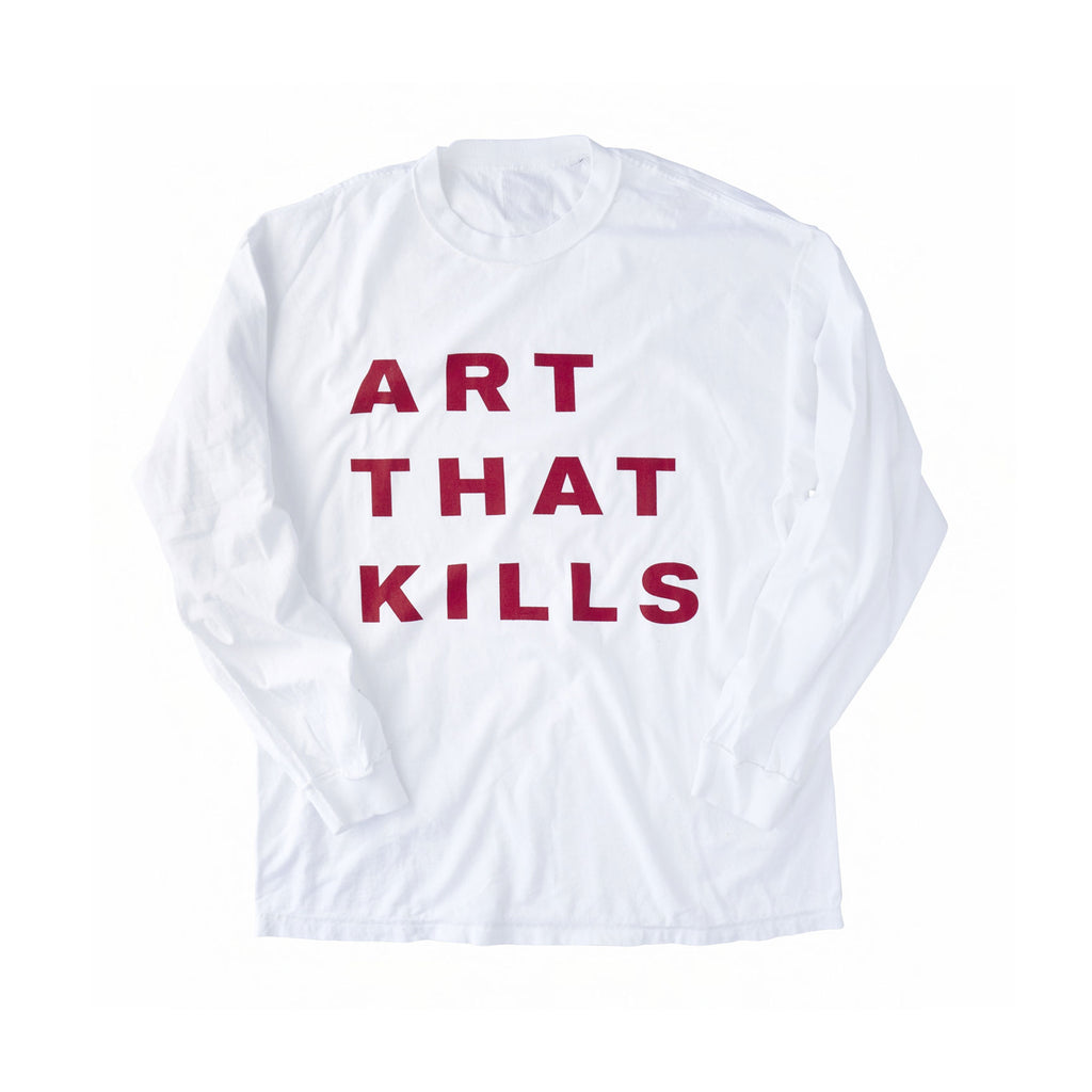 Big ART THAT KILLS Long Sleeve