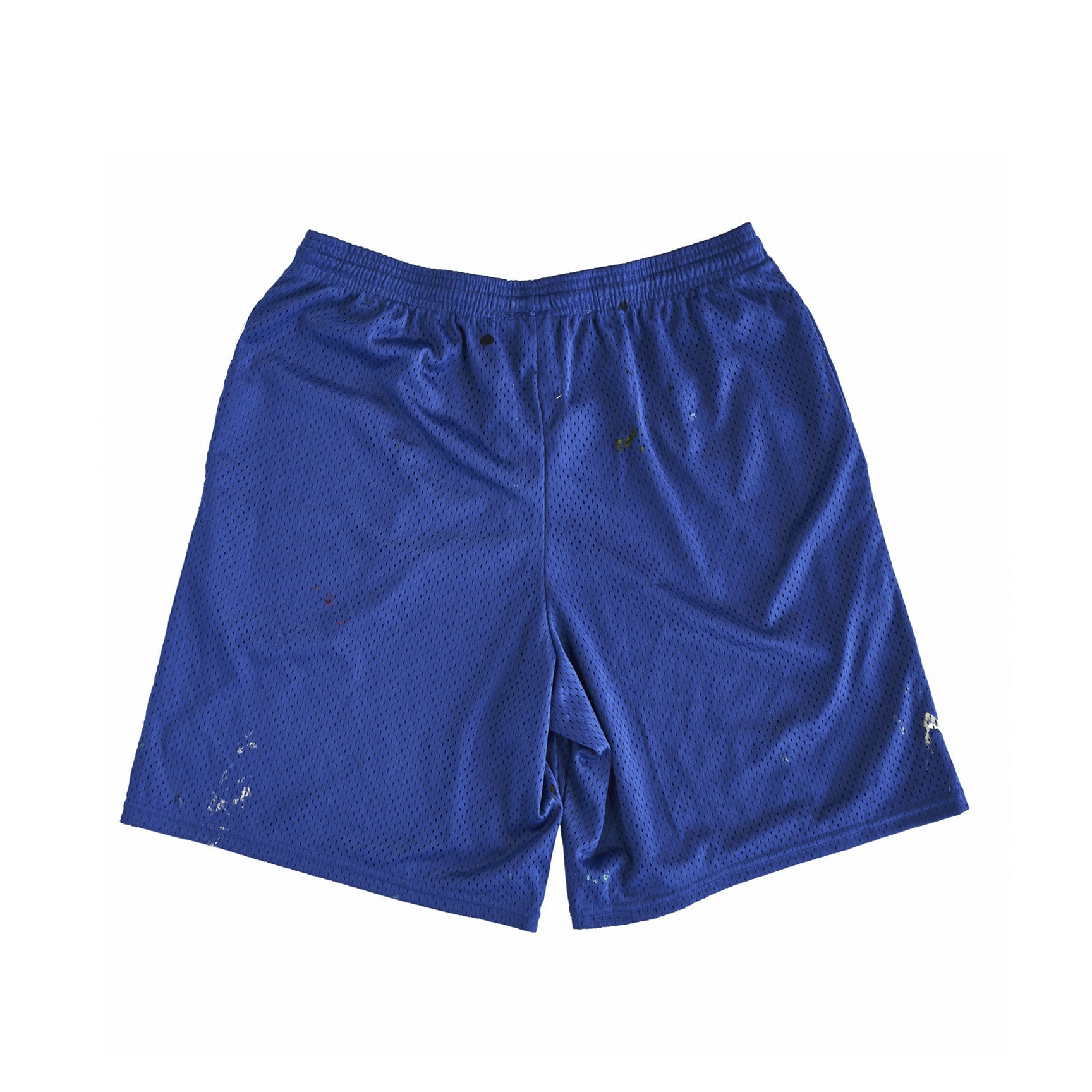 French Logo Gym Shorts
