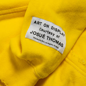 Gallery Dept. Centered Logo Hoodie