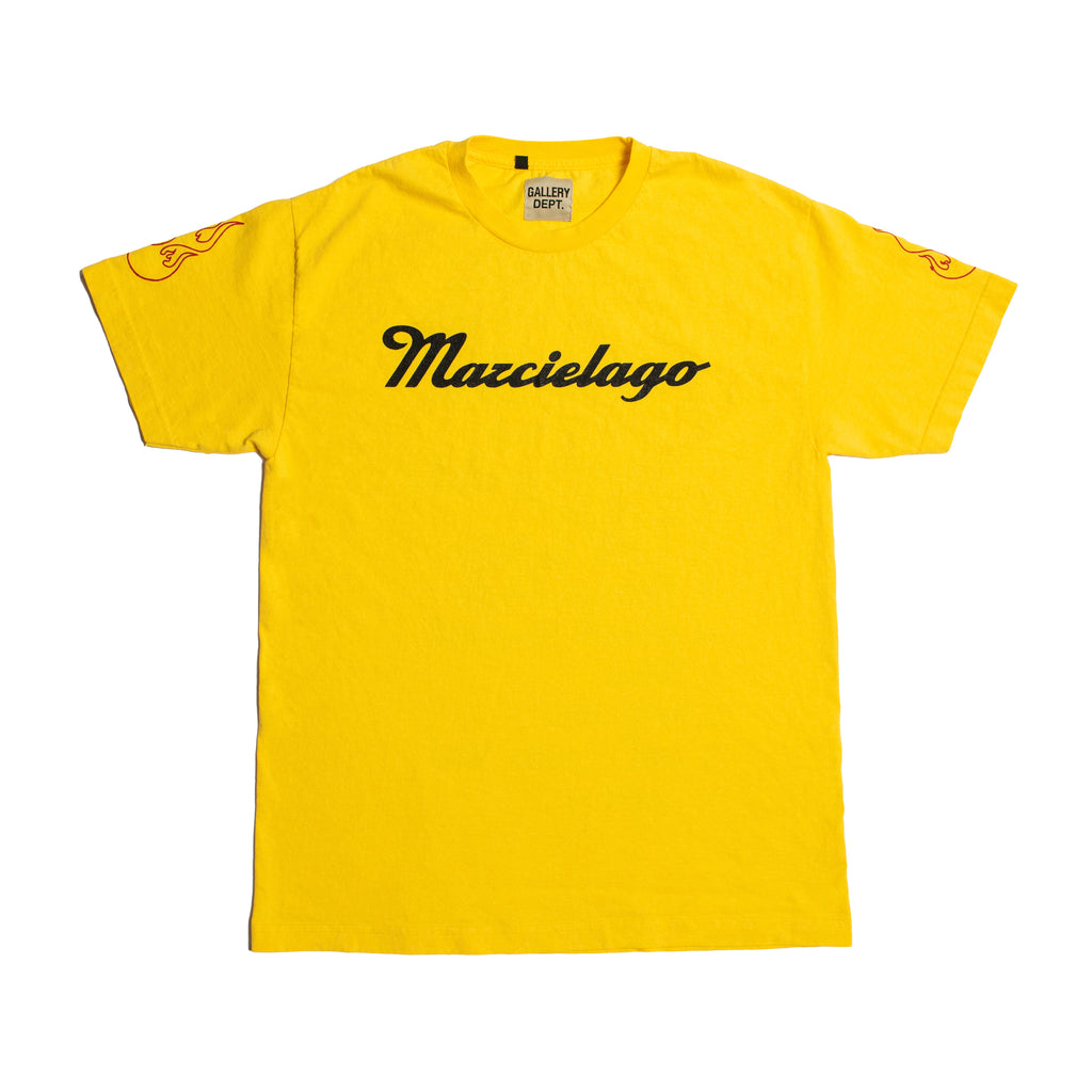 Marcielago Limited Edition Yellow Tee
