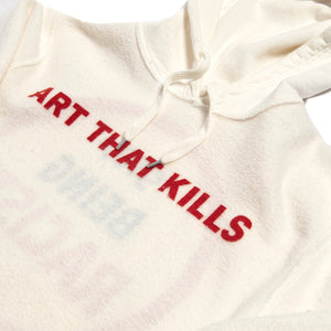 Stop Being Racist Reversible ATK Hoodie