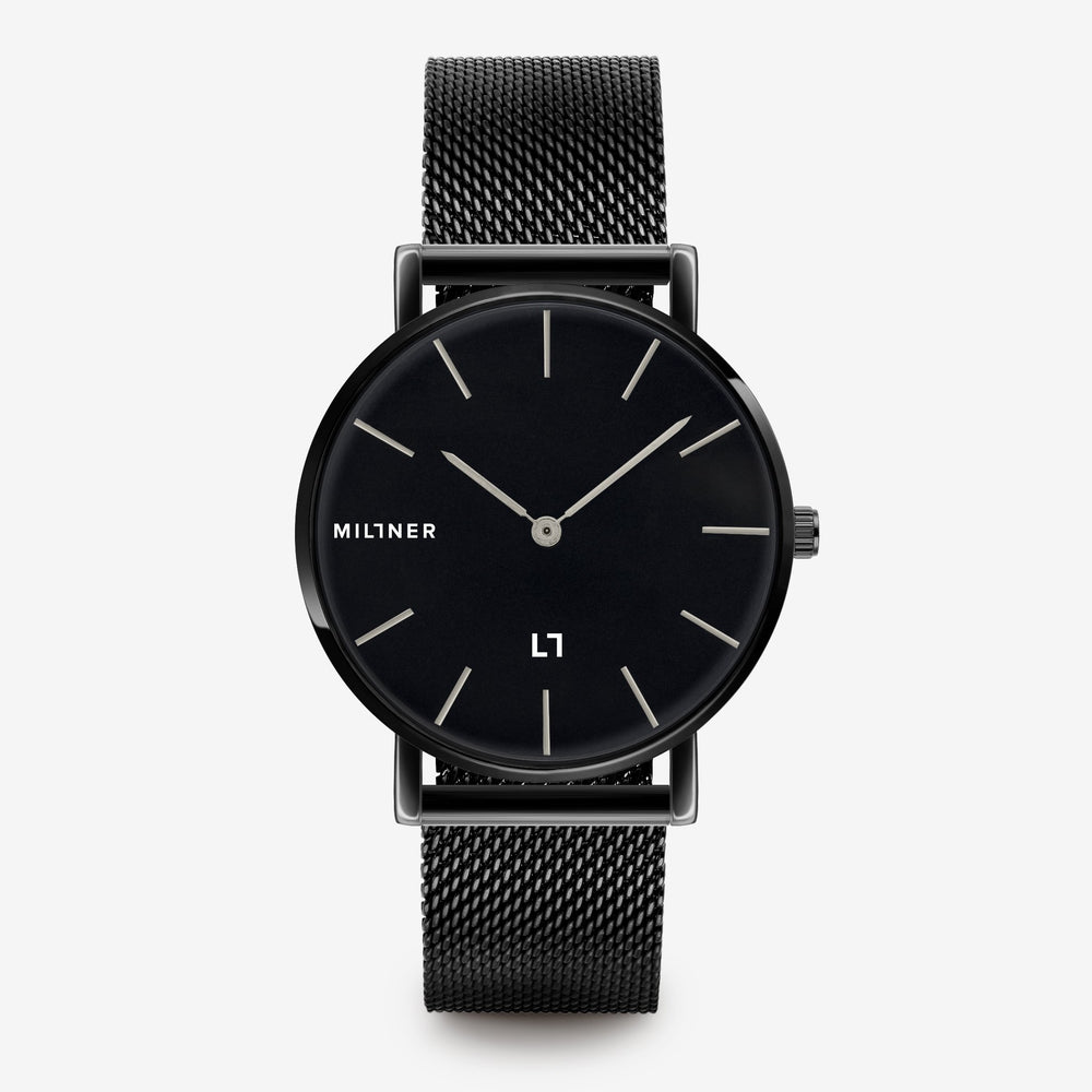 Mayfair · Full Black