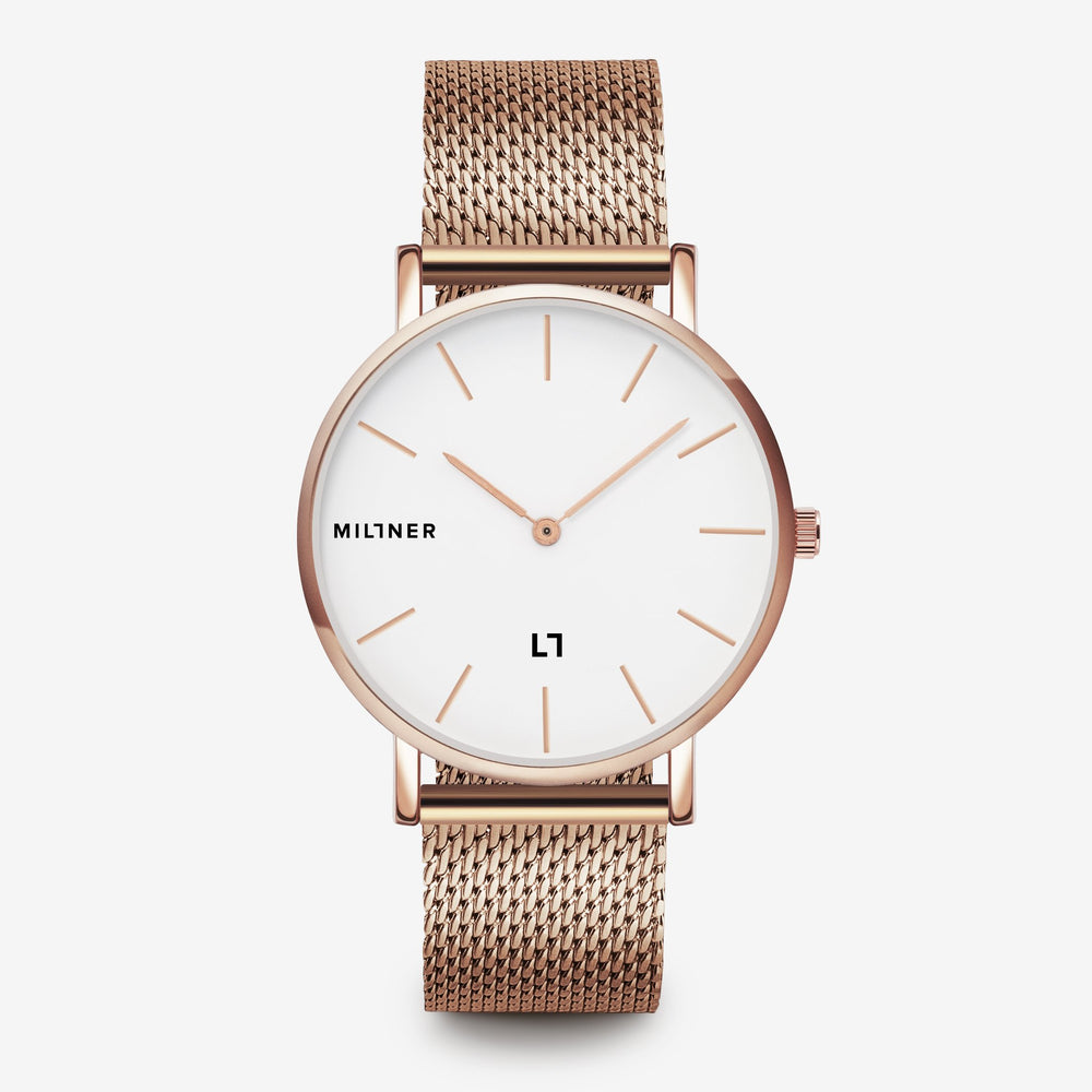 Mayfair · Rose Gold