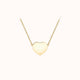 Load image into Gallery viewer, 9ct Yellow Gold Heart Adjustable Necklace