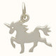 Load image into Gallery viewer, 925 Sterling Silver Unicorn Charm