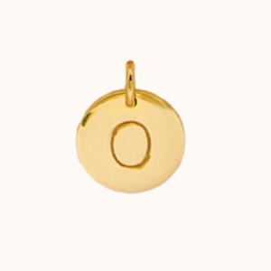 O Initial Necklace